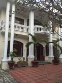 Cho thuê biệt thự thảo điền, khu compound, 400m2, sân vườn, nội thất, 2800 usd
