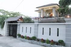 Bán villa khu An Phú- An Khánh, Quận 2. Đường rộng 12m. View công viên to chà bá An Phú.