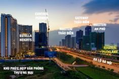 Nhận booking giữ chỗ  dự án Masteri ParkLand - Thảo Điền -Quận 2