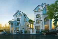 Bán nền biệt thự 280m2, vị trí đẹp, giá siêu rẻ, chỉ 130tr/m2 tại Sài Gòn Mystery