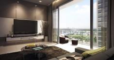 Cho thuê căn hộ tropic garden quận 2, diện tích 80m2, tiện nghi 2 phòng, giá rẻ 17 triệu/tháng