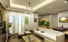 Cho thuê căn hộ Bộ Công An, Quận 2 giá 11tr/tháng,diện tích 68m2.