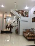 Cho thuê nhà phố đường Nguyễn Quý Đức, An Phú, Q2, DT: 100m2, 1 trệt 3 lầu, giá 43 tr/th